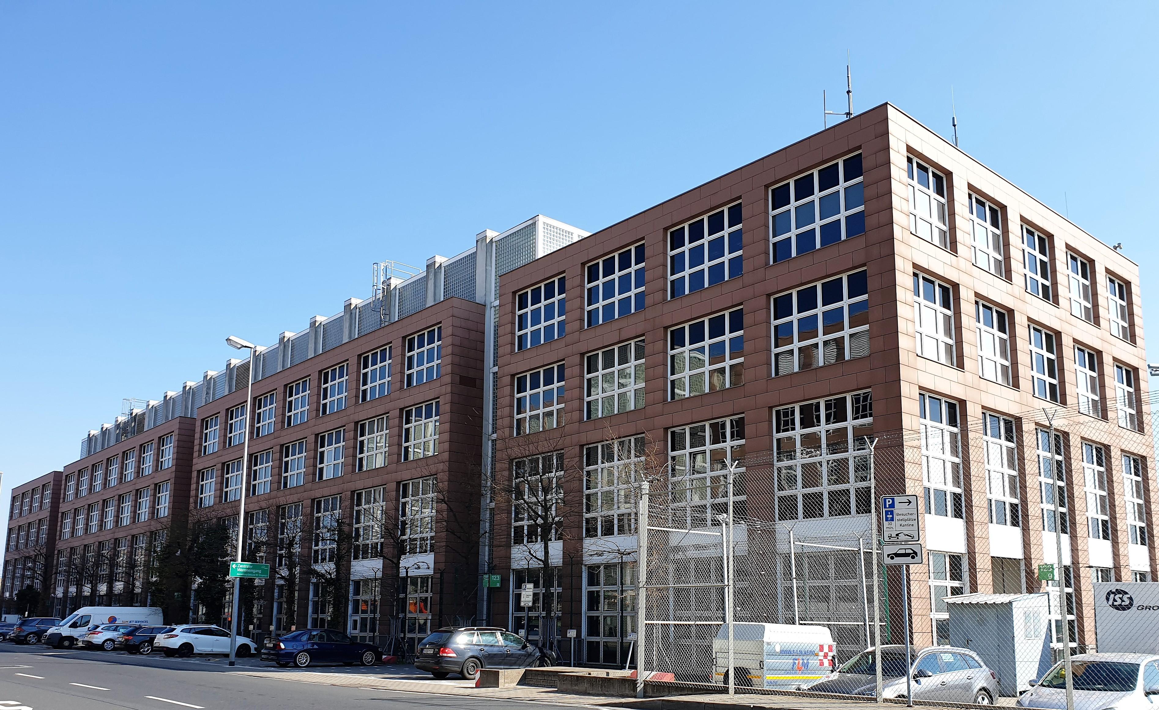 Brandschutzsanierung Büro- und Werkstattgebäude 123