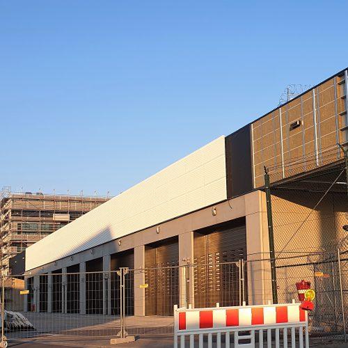 Neubau Winterdienstgebäude