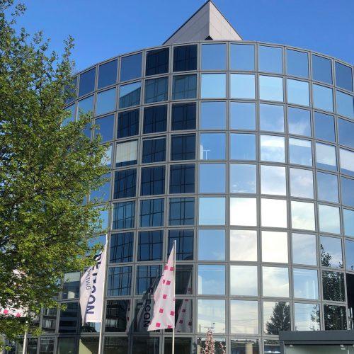 """Modernisierung Verwaltungsgebäude """"Hahnstraße 43"""" Deutsche Telekom"""
